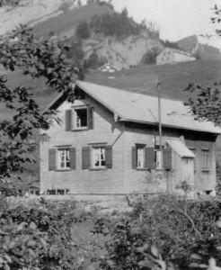 Chräzerlihütte